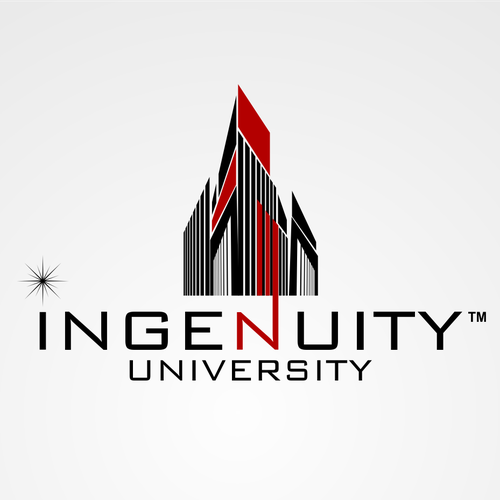 Help logo with the title 'Ingenuity University'