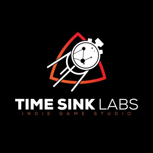 Time logo with the title 'Time sink labs '