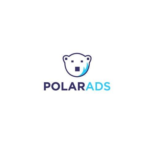 Polar logo with the title 'Polar Ads'