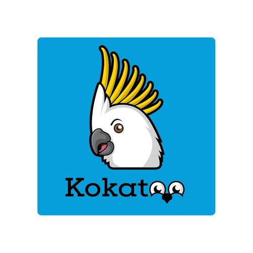 Android logo with the title 'Kokatoo'