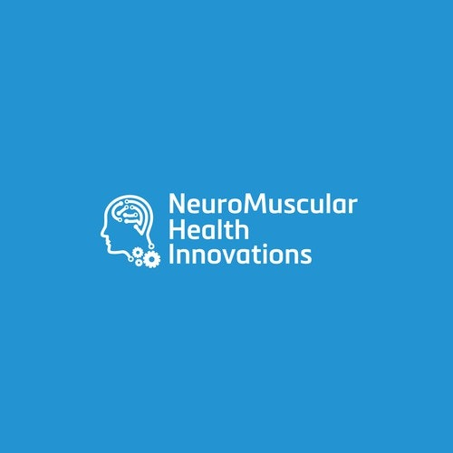 Great logo with the title 'NeuroMuscular Health Innovations logo'