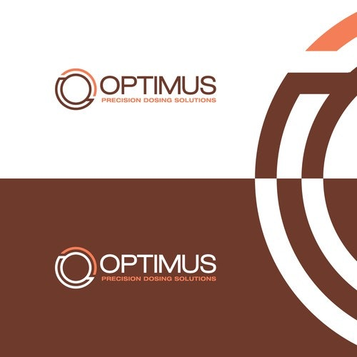 O logo with the title 'OPTIMUS'