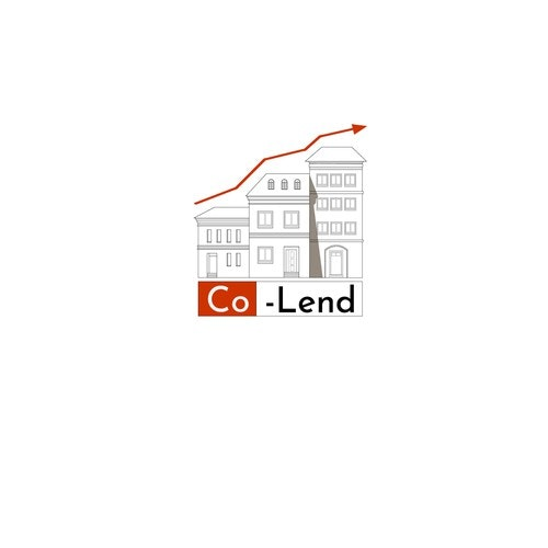 Crowdfunding logo with the title 'Crowdfounfing Inmobiliario'