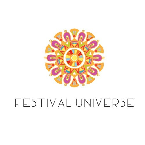 Mandala logo with the title 'Logo concept for clothes and accessories makers'
