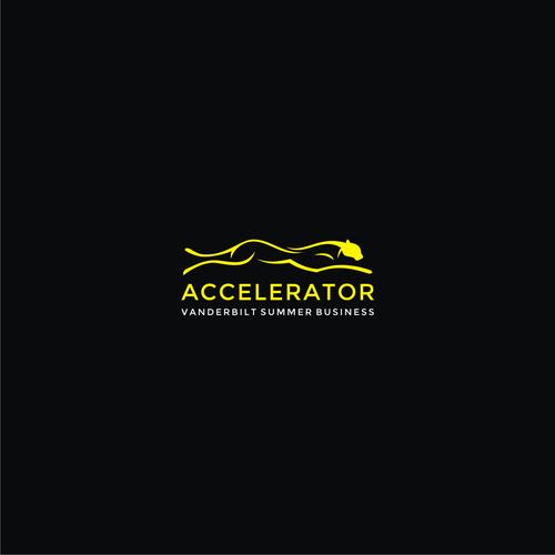 Cheetah logo with the title 'Accelerator - Vanderbilt Summer Business'