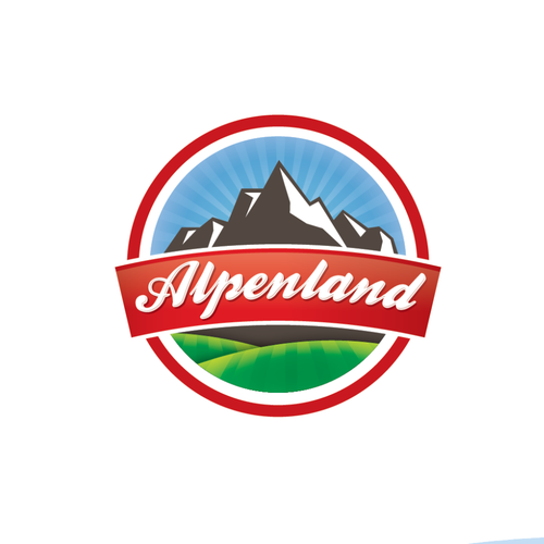 Product logo with the title 'Create the next logo for a food and beverage brand from Europe'