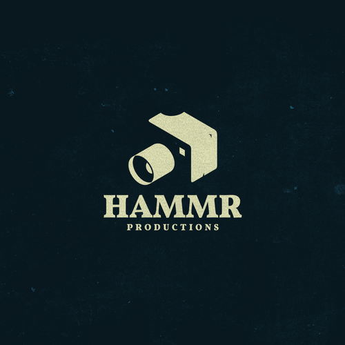 Hammer logo with the title 'HAMMR productions'