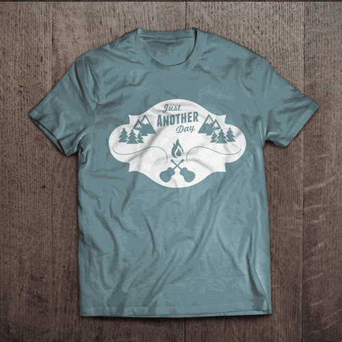 Guitar t-shirt with the title 'T-shirt design for Singer-Songwriter'
