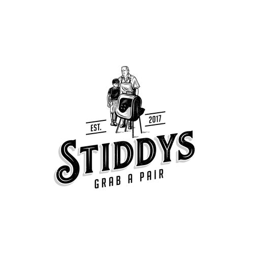 Supply logo with the title 'Stiddy's'