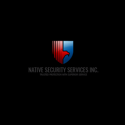 Hawk logo with the title 'Native Security'