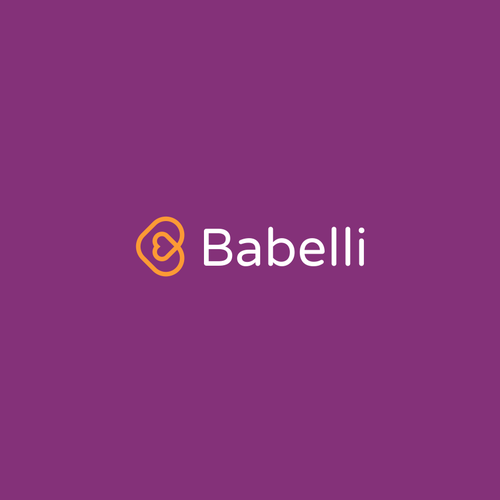 B logo with the title 'Babelli'