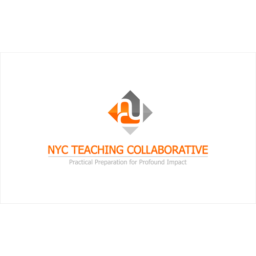 Teacher logo with the title 'NYC Teaching Collaborative'