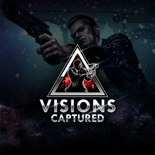 Vision logo with the title 'VISIONS CAPTURED'