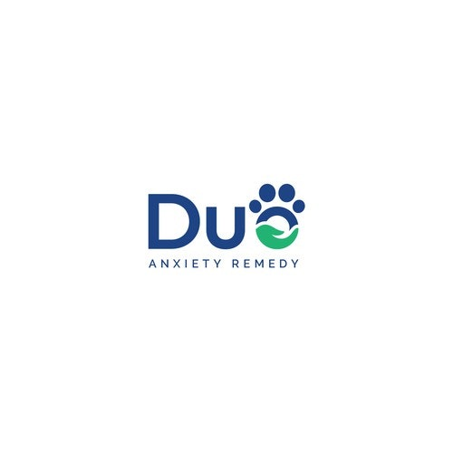 Logo with the title 'Duo'