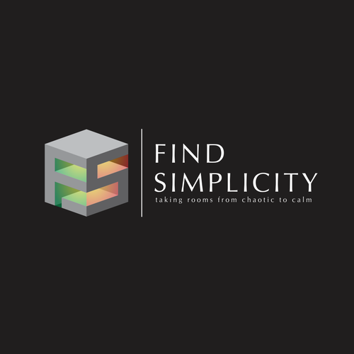 Room logo with the title 'Find Simplicity'
