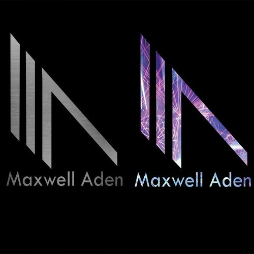 EDM logo with the title 'Sharp edgy logo for RnB/Pop/ EDM music band.'