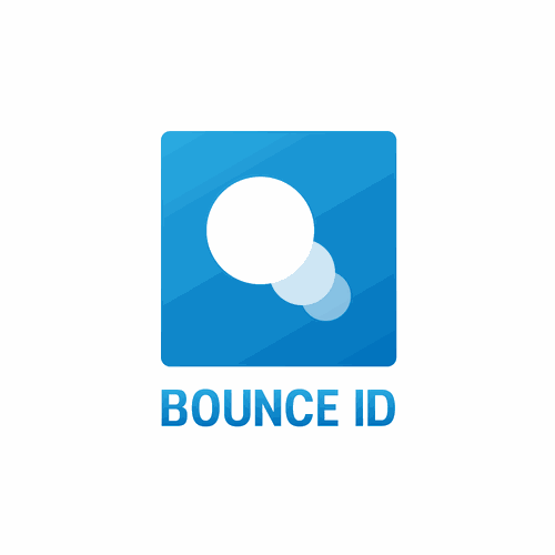 2D logo with the title 'Bounce Id'