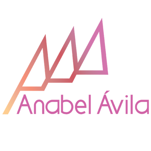 Progress logo with the title 'Logo for Anabel Ávila'