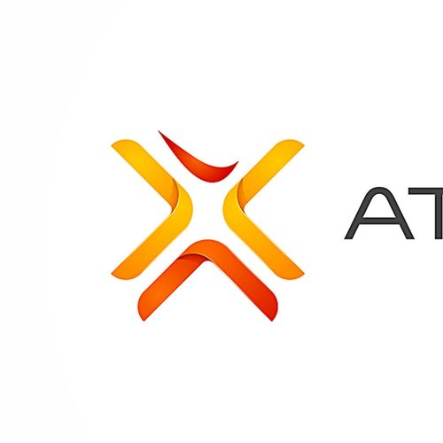 Application logo with the title 'Branding a web-based app for athlets & clubs.'