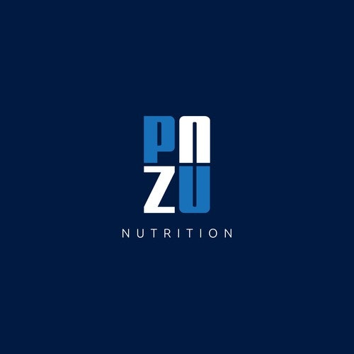 Protein logo with the title 'PAZU Nutrition LOGO'