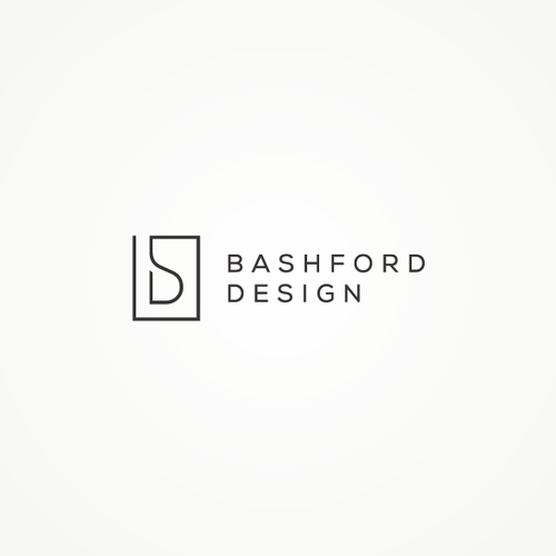 Product logo with the title 'Logo for Bashford Design'
