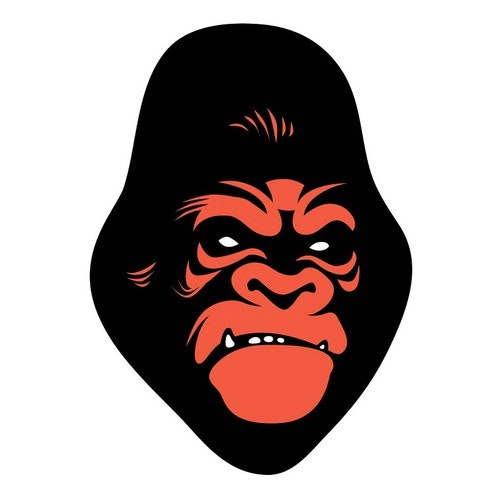 Gorilla logo with the title 'logo for Gorilla Brewing.co'