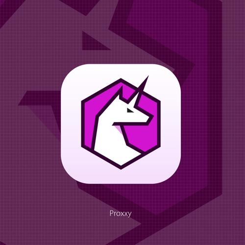 Unicorn logo with the title 'Unicorn'