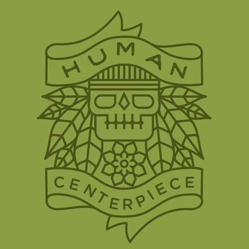Human logo with the title 'Human Centerpiece.'