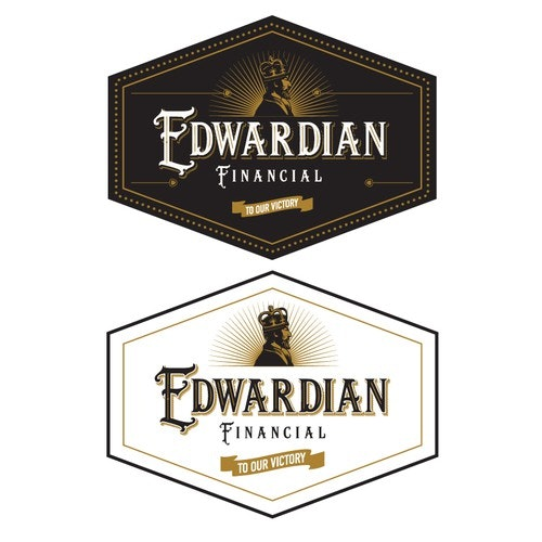 King logo with the title 'Edwardian Financial'