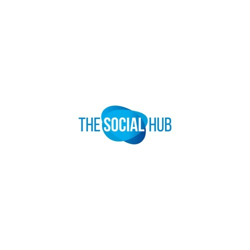 Hub logo with the title 'TH Social Hub'