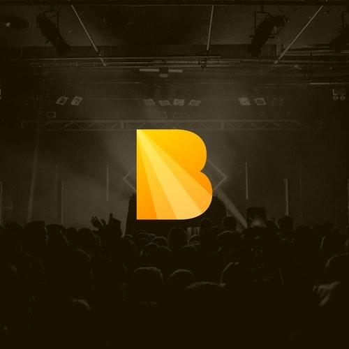 B logo with the title 'B + Spotlight'