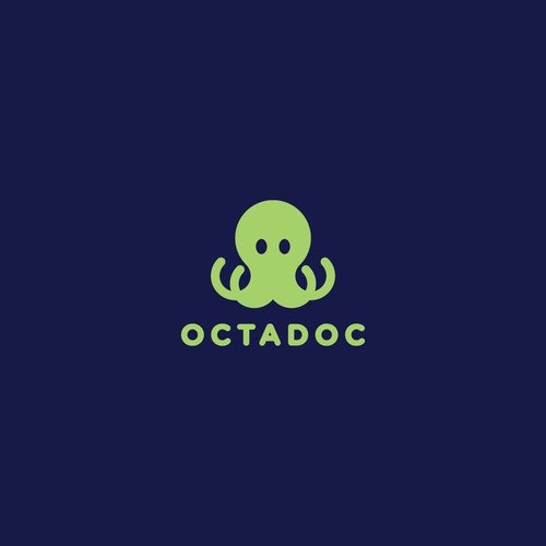 Logo with the title 'Octadoc'