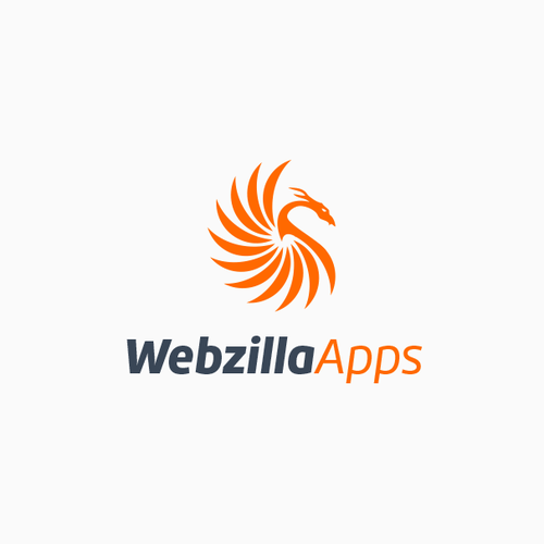 Developer logo with the title 'WebzillaApps Logo (proposal)'