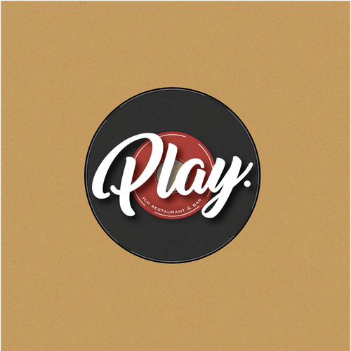 Disco logo with the title 'Play.'