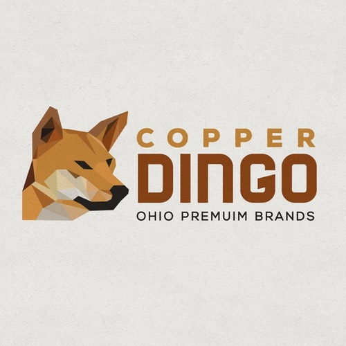 Copper logo with the title 'What do you get when you mix copper and a Dingo dog? I look forward to you showing me.'