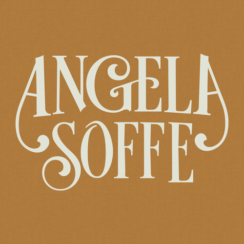 Americana logo with the title 'Vintage-like, yet Brave & Contemporary New Logo for Americana Artist'