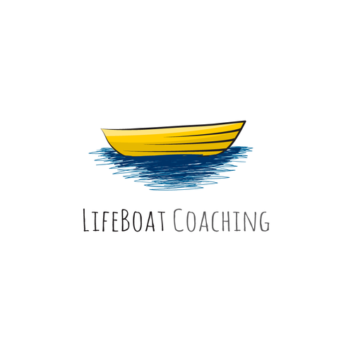 Life logo with the title 'Life Boat Coaching'