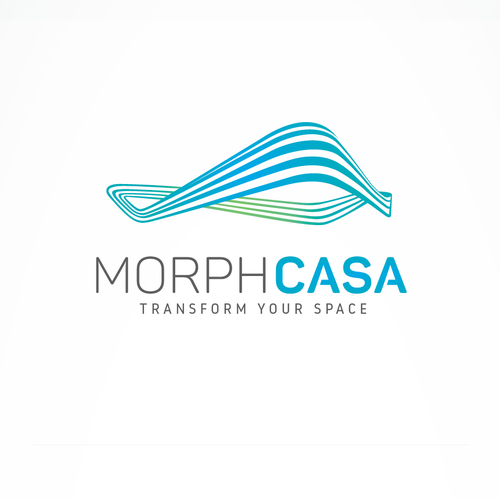 Renovation logo with the title 'Logo for Morph Casa'