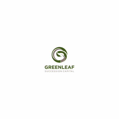 G logo with the title 'green'