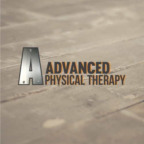 Dutch logo with the title 'Logo for Physical Therapy (industry)'