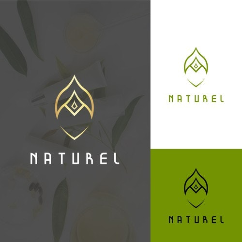 Queen logo with the title 'Naturel '
