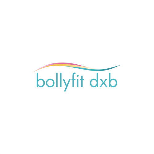 Wind logo with the title 'Bollywood dance and fitness company in Dubai'