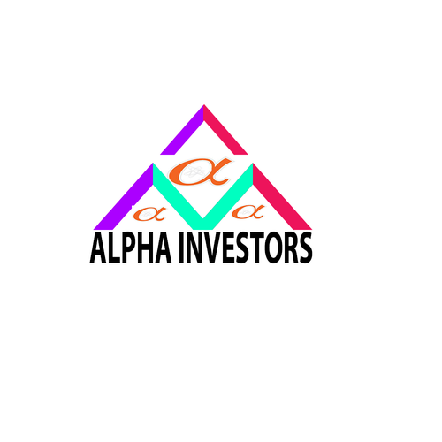 Alpha logo with the title 'ALPHA INVESTORS'