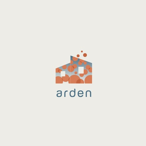 Building logo with the title 'Logo for housing developer'