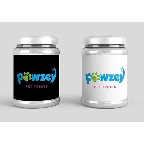 Pet shop logo with the title 'Pet Store Logo Design '