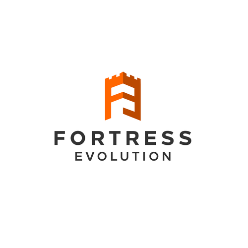 Fortress logo with the title 'Fortress Evolution'