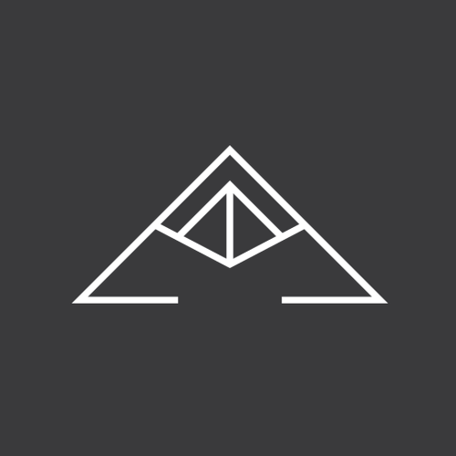 Geometric logo with the title 'Strikingly Beautiful, Luxury Jewellery Business'
