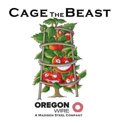 Agriculture t-shirt with the title 'Cage The beast'