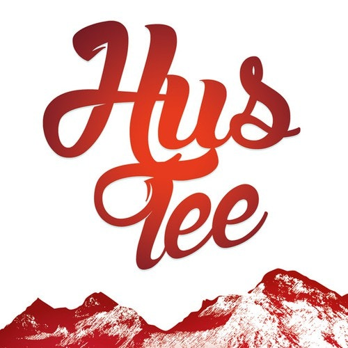 Swiss logo with the title 'HUSTEE Logo & Label'