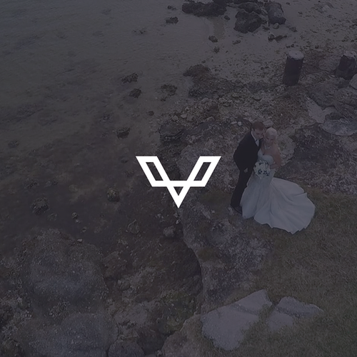 Videography logo with the title 'Logo for Vantage Vertical'